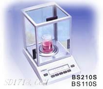 电子天平,210g,0.1mgBS210S