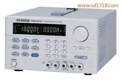 可程式/线性/直流电源供应器PSM-2010