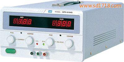 数字式单组输出直流电源供应器GPR-3060D