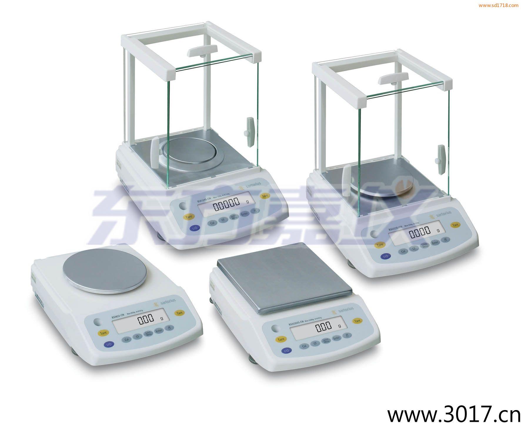 BSA-CW系列电子分析天平,820g,10mgBSA822-CW