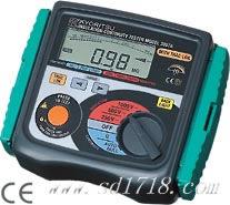 数字绝缘电阻测试仪3007
