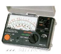 指针式绝缘测试仪3161