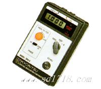 数字绝缘电阻测试仪3001B