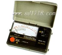 指针式绝缘测试仪3165
